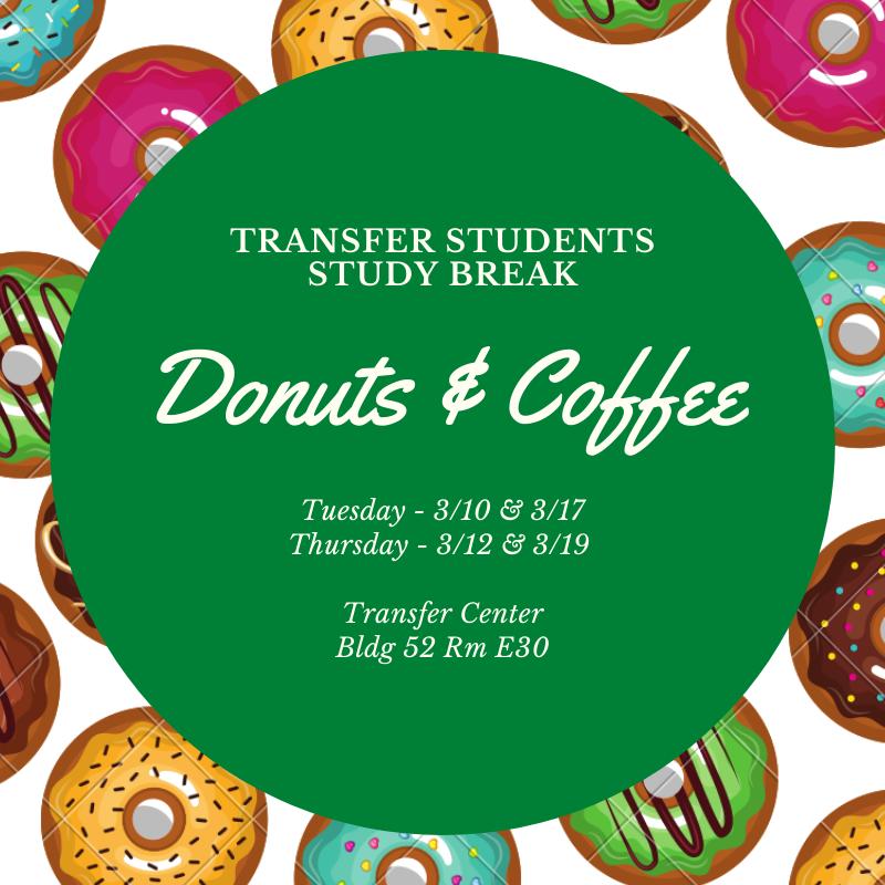 donuts & coffee study break