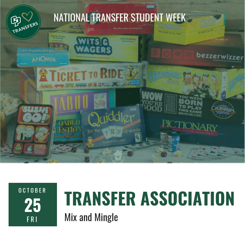 Transfer Association Mix and Mingle Image