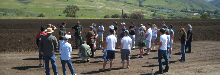 Picture Of Students Farming
