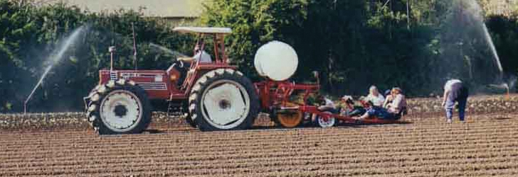 Picture Of A Tractor