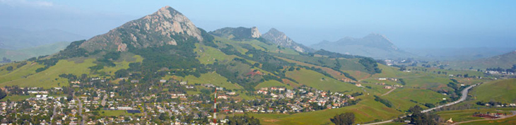 Photograph of Cal Poly scenery