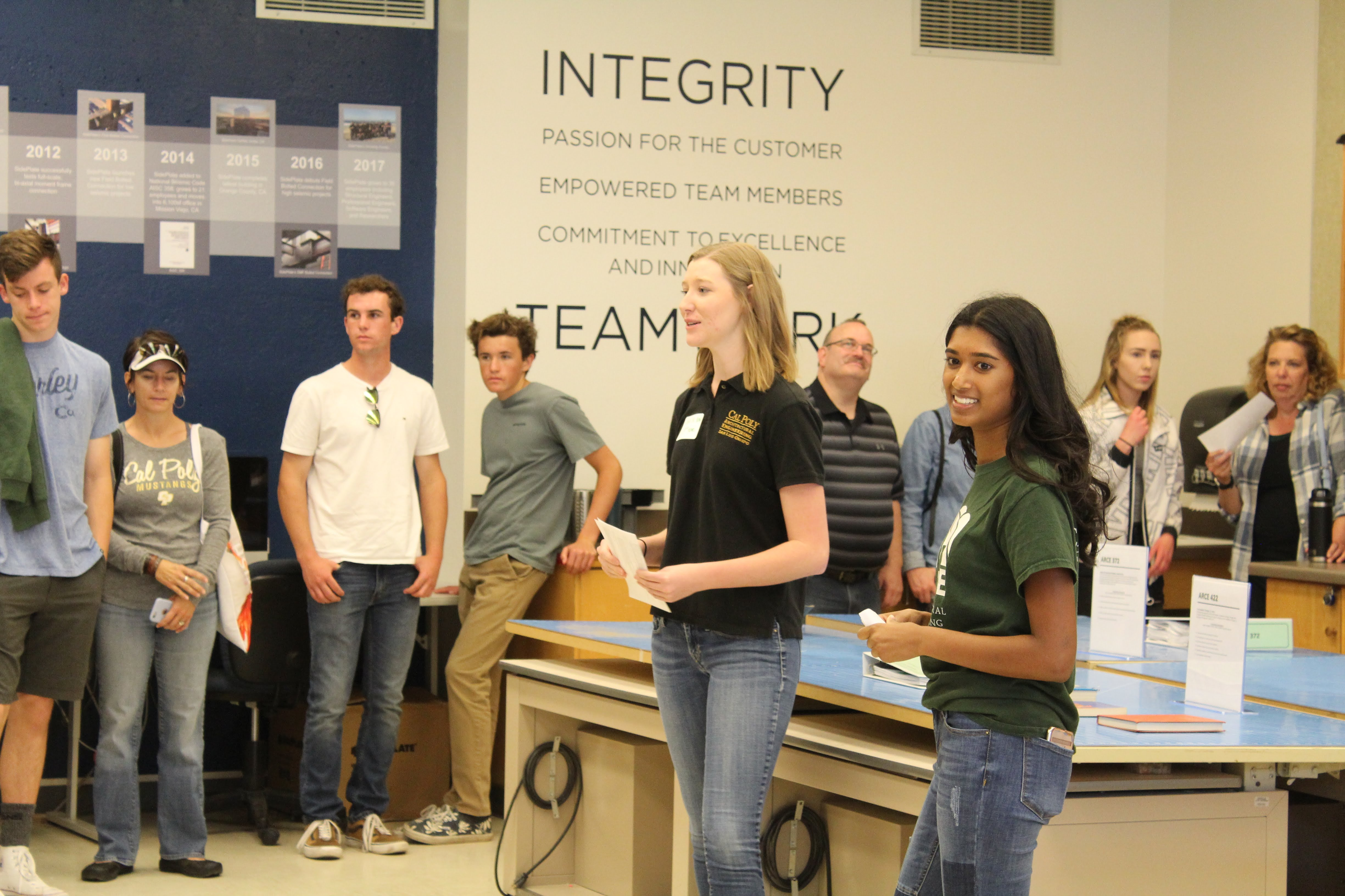 Cal Poly Arce News Architectural Engineering Cal Poly