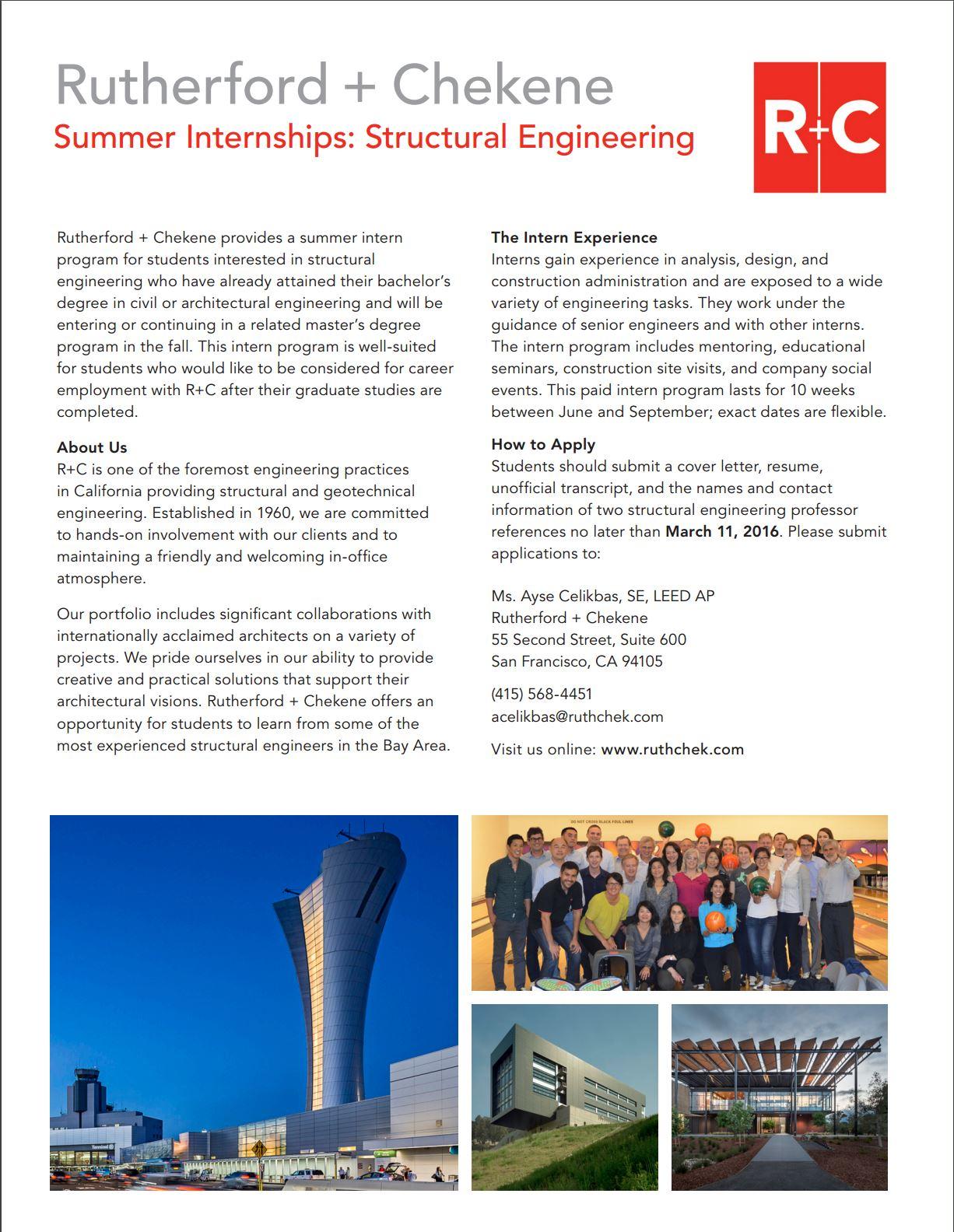 architecture cover letter internship