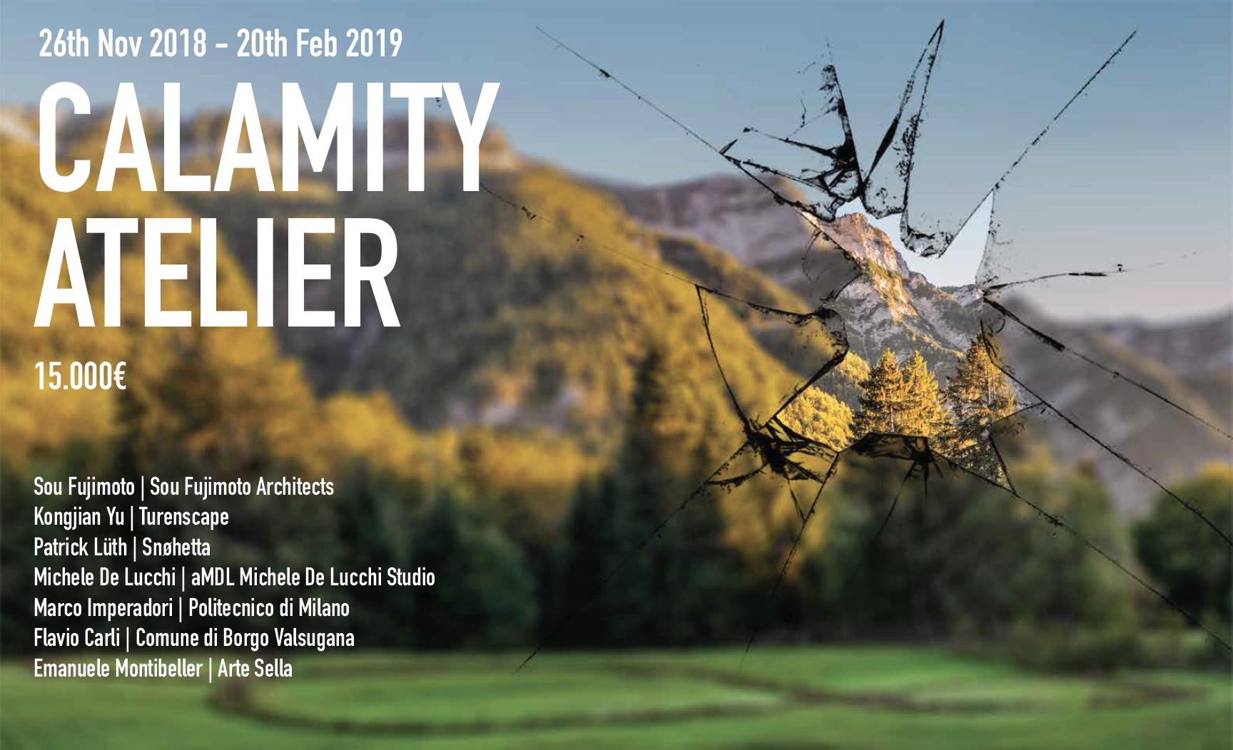 Calamity Atelier poster