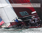 America's Cup Master Plan for San Francisco