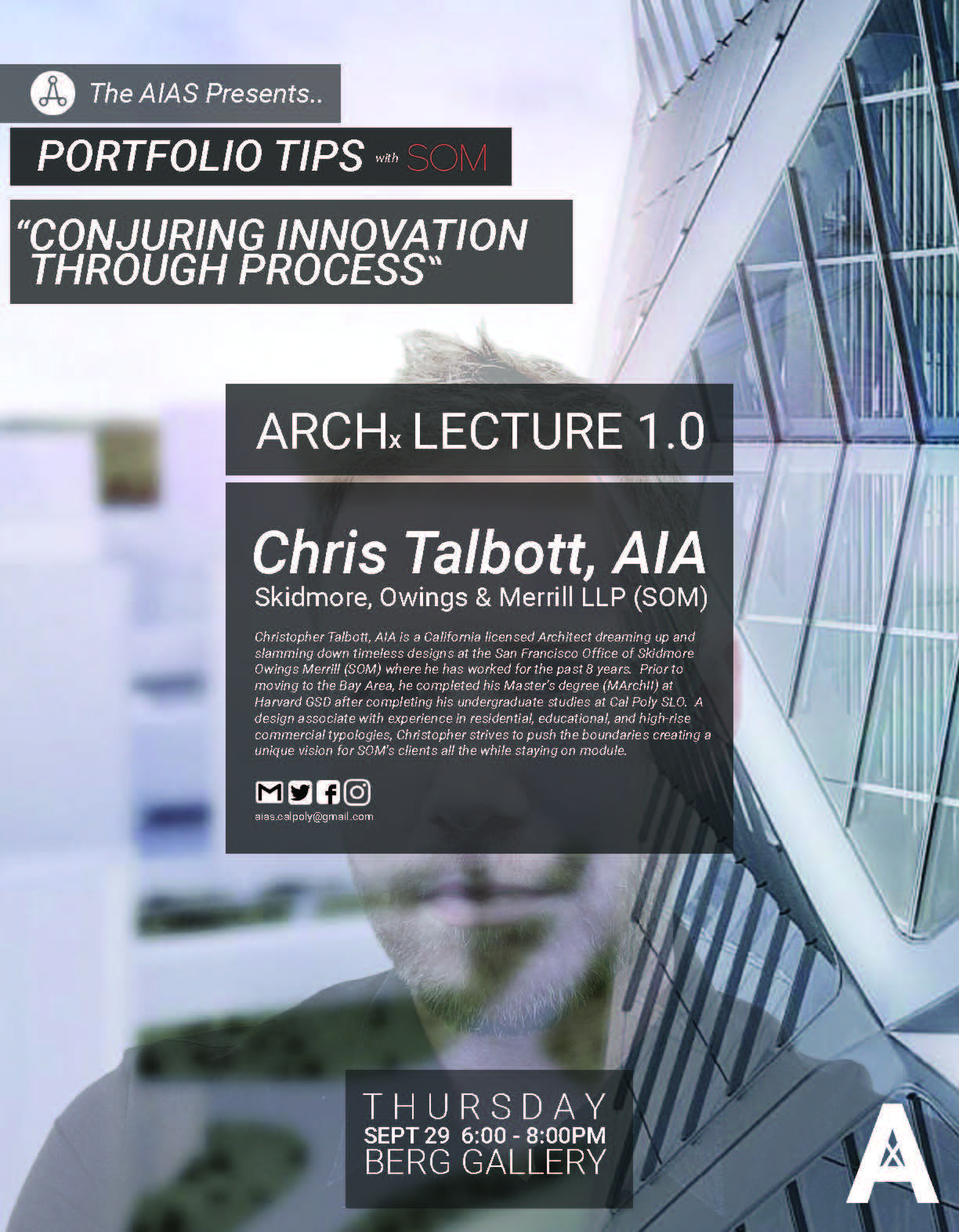 AIAS ARCHx Lecture 1.0