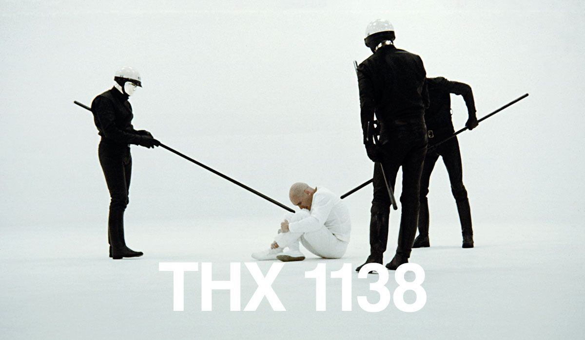 Winter Film Series -THX 1138