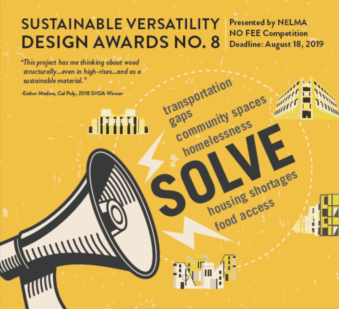 Sustainable Versatility Design Awards