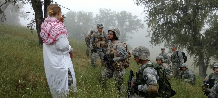 About ROTC - Army ROTC - Cal Poly, San Luis Obispo