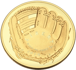 Alumni wins baseball coin design competition