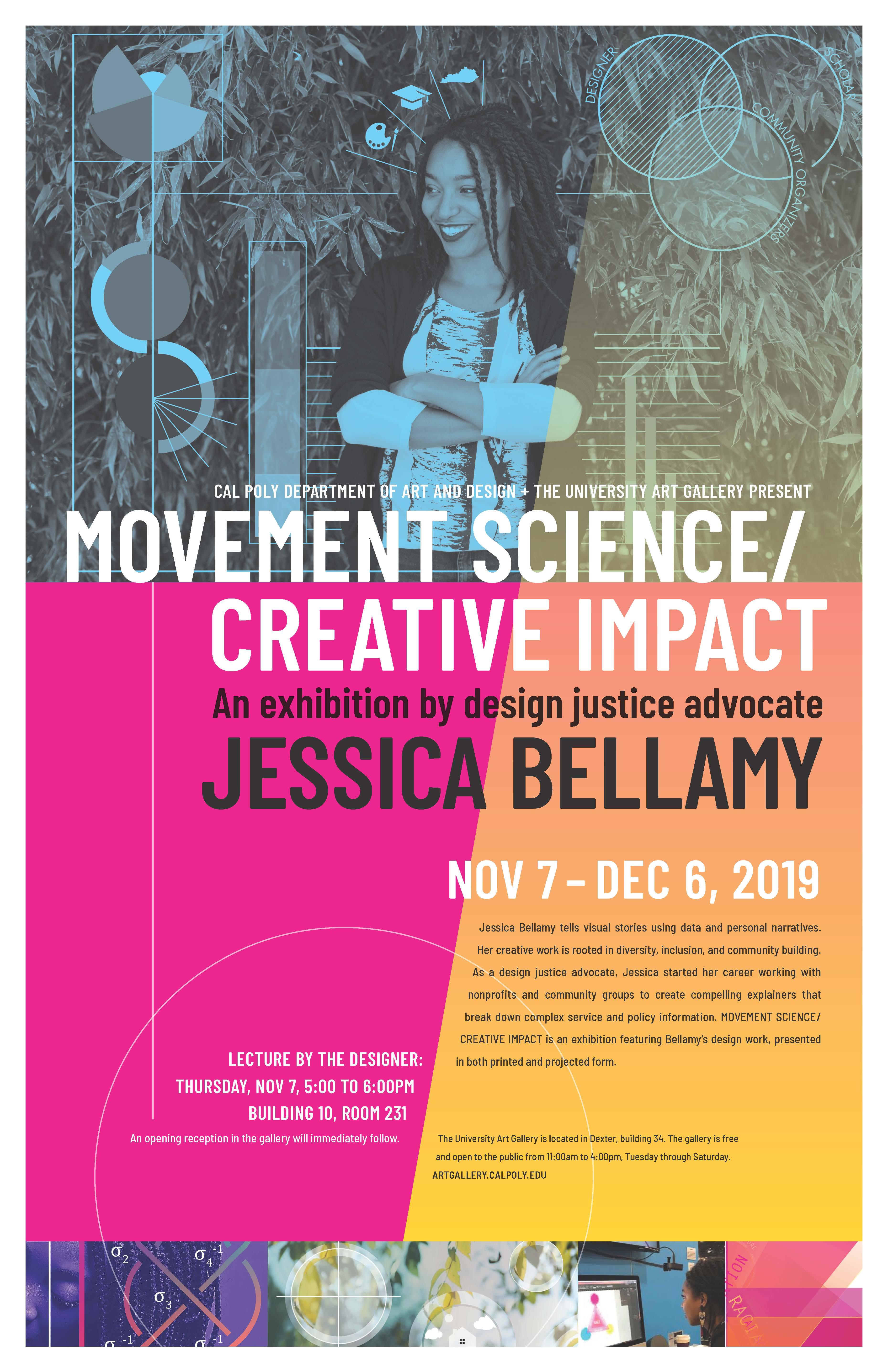 Artist Jessica Bellamy