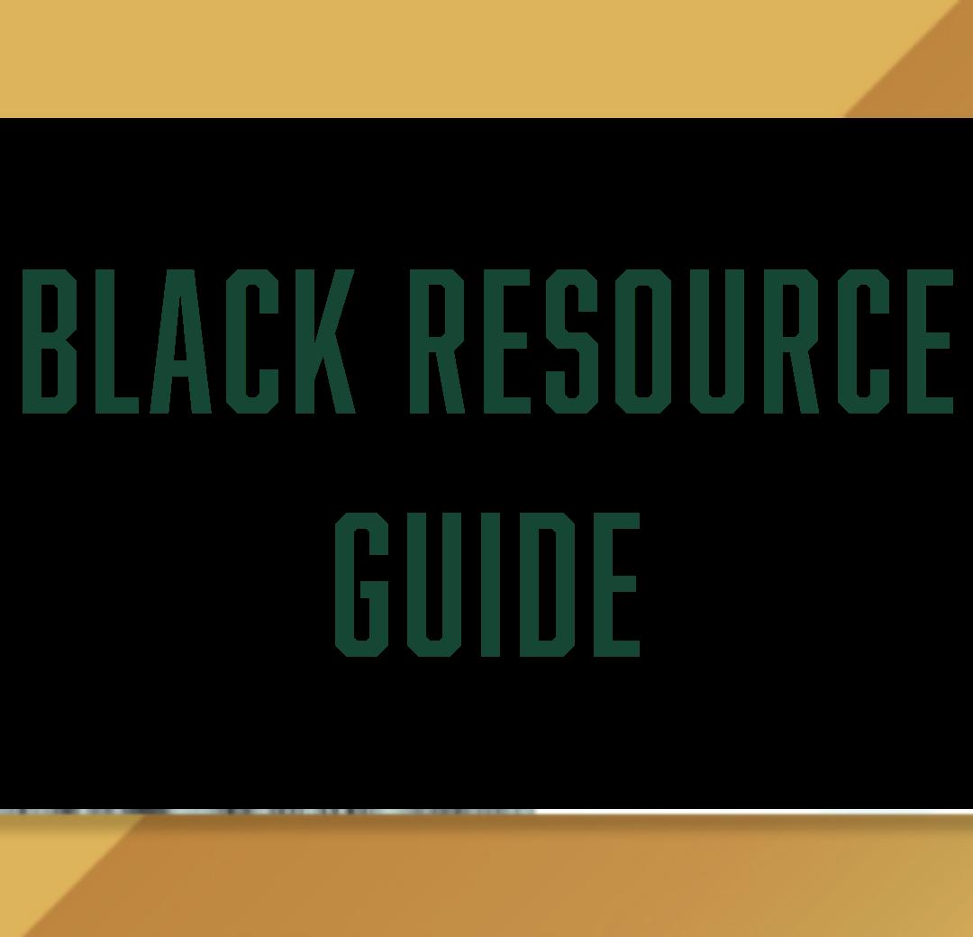 Black Resource Guide