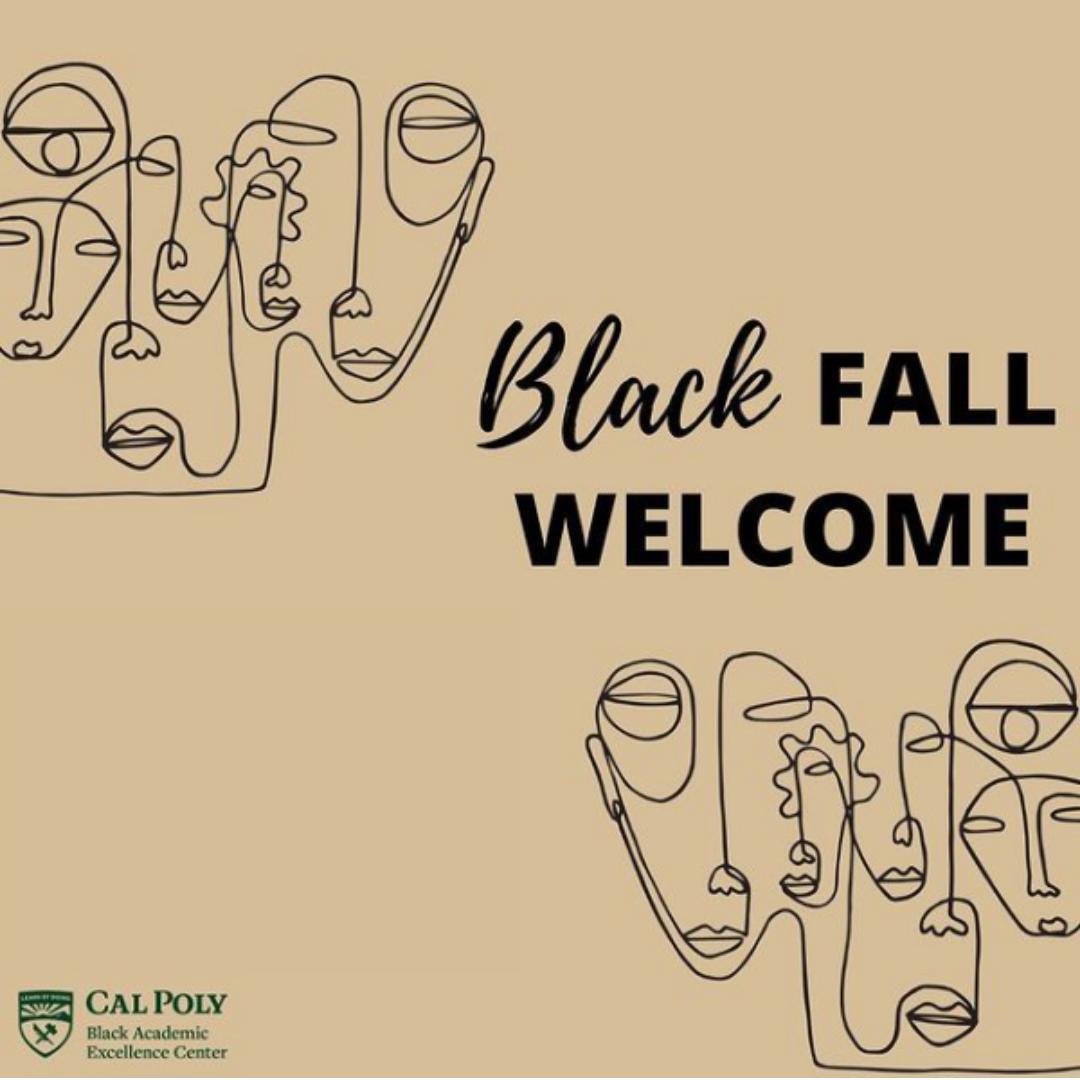 Black Fall Welcome