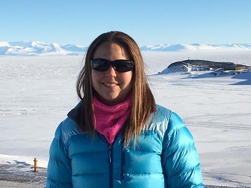Assistant Professor Heather Liwanag