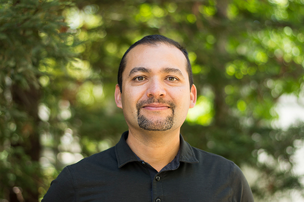 Assistant Professor Nathaniel W. Martinez