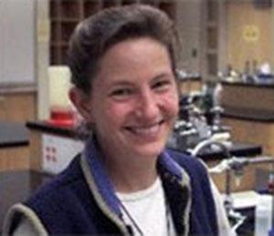 Assistant Professor Candace Winstead