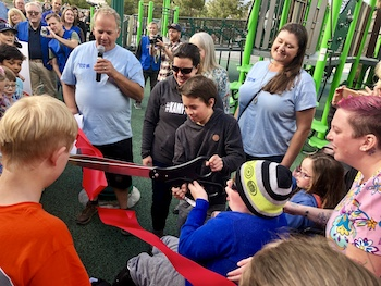 Pictures from Joy Playground Opening