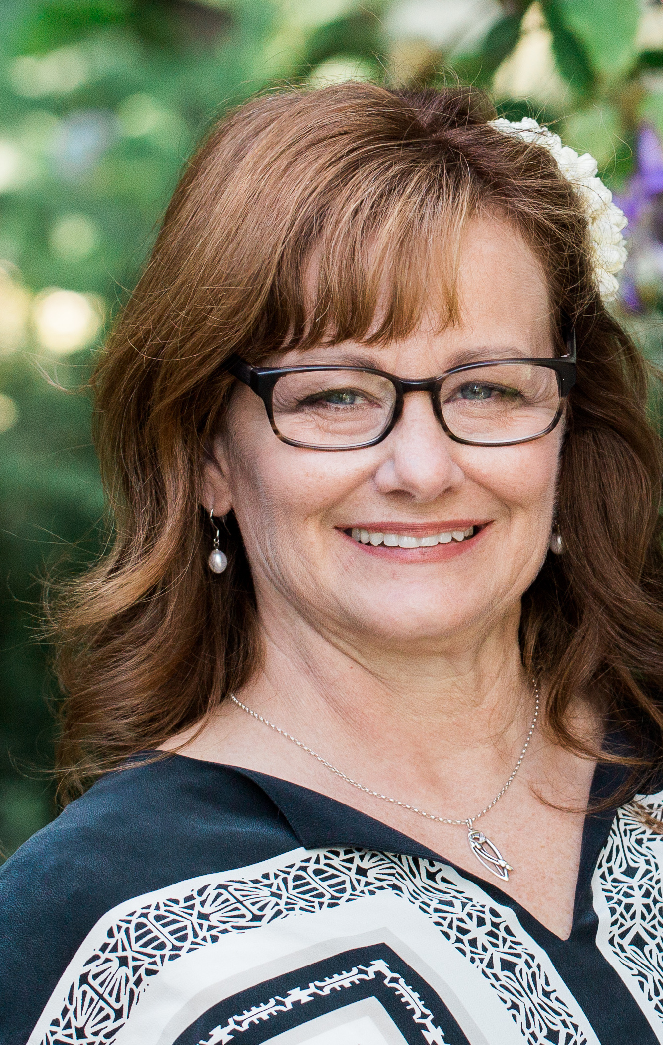 Professor Beverly Bass, new department head of Cal Poly's landscape architecture program.