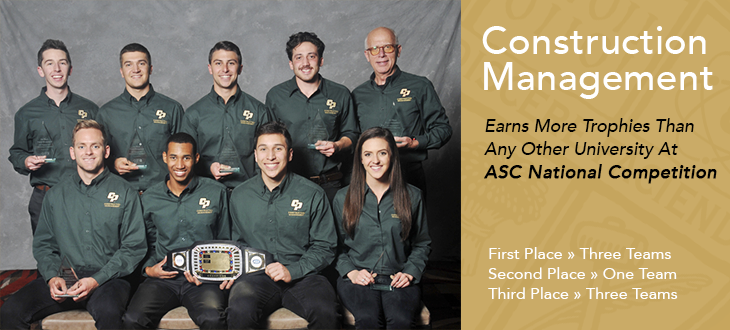 CM EARNS TOP HONORS AT ASC COMPETITION