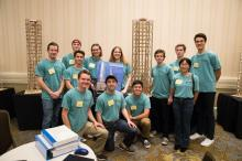 Architectural Engineering Students Place Second Nationally in EERI Seismic Design Competition!