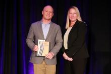 Scott Kelting Wins Outstanding Education Award at International Builders Show