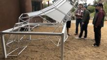 CAED Students Present Designs for SLO Wine History Pavilion