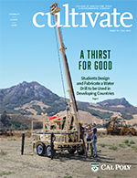 Cultivate Magazine cover