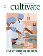 Cultivate Magazine cover