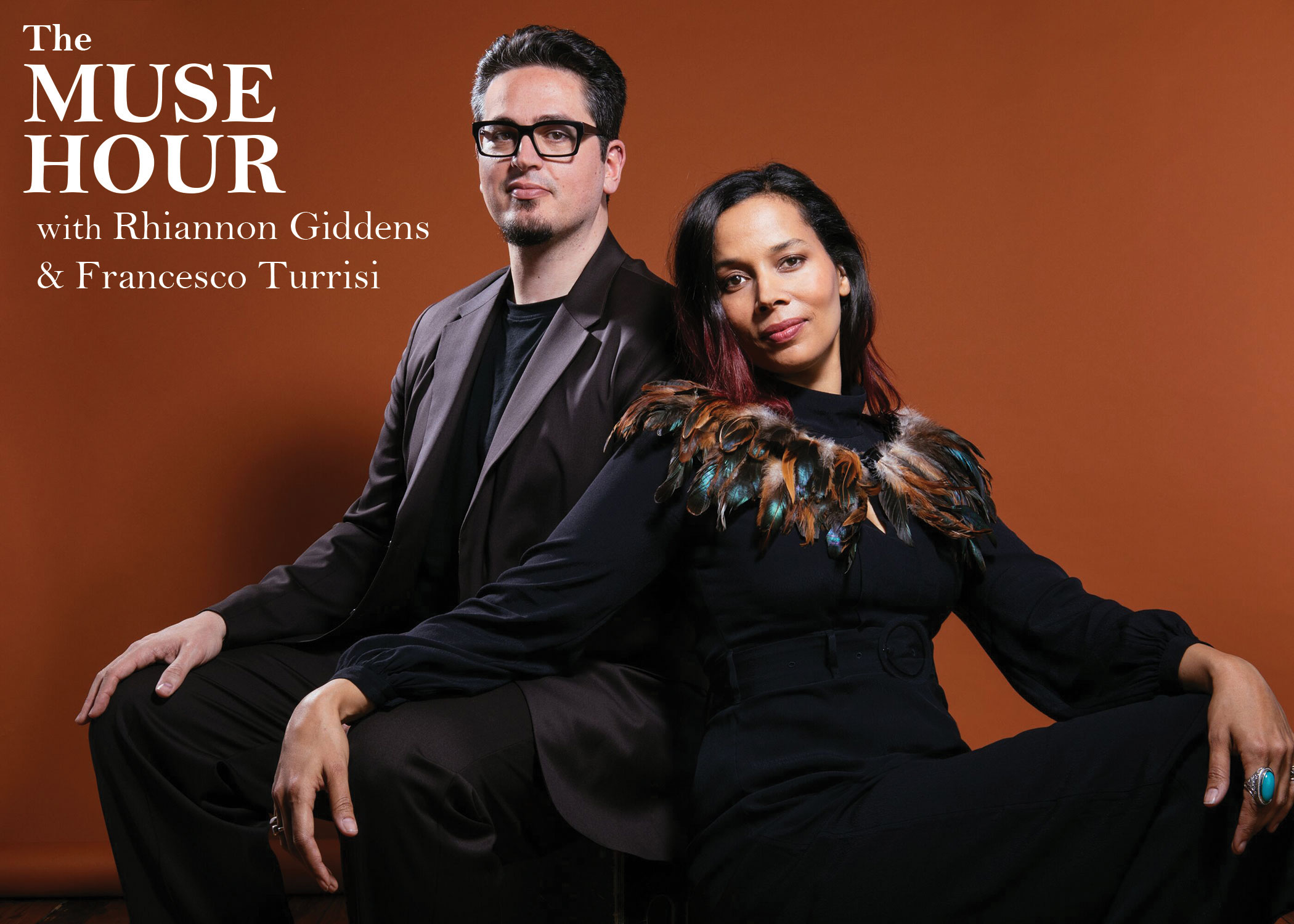 The Muse Hour with Rhiannon Giddens and Francesco Turrisi