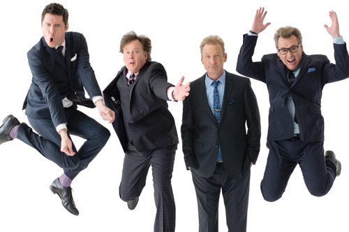 "Promotional photo for ""Whose Live Anyway"""