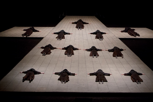 Photo from the Metropolitan Opera's Dialogues des Carmelites