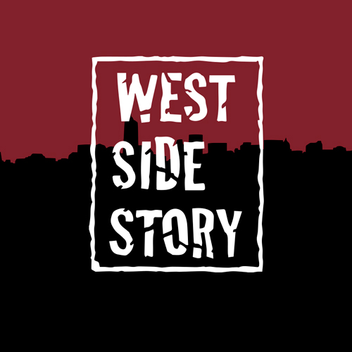 Graphic reading West Side Story