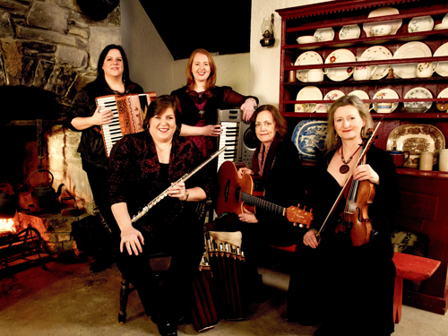 Promotional photo of Cherish the Ladies