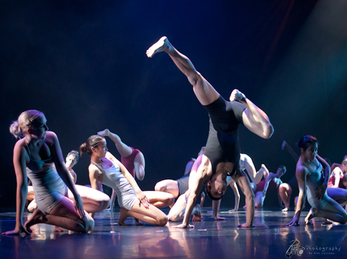 "Promotional photo for Orchesis Dance Company's show ""50"""