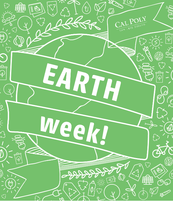 Logo for Earth Week