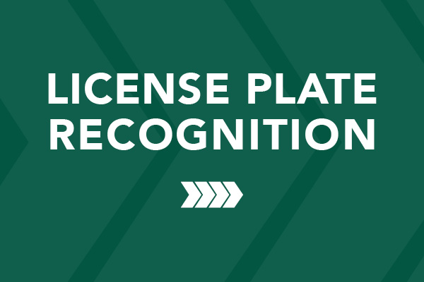 Logo for License Plate Recognition