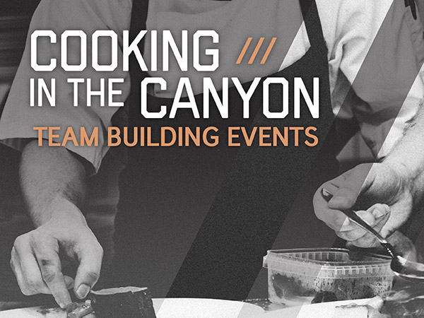 Illustration for Cooking in the Canyon Team Building classes