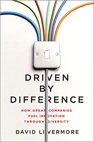 Book cover of Driven by Difference.