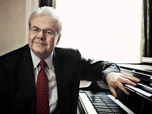 Photo of Emanuel Ax