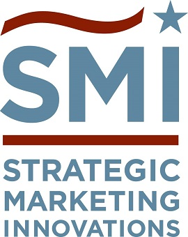 Logo for SMI, Strategic Marketing Innovations