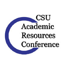 CSU Academic Resources Conference logo