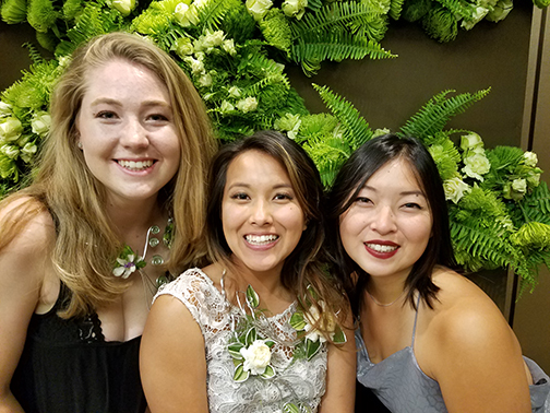 Cal Poly Floral Design Team