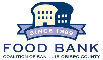 Logo for the Food Bank Coalition of San Luis Obispo County