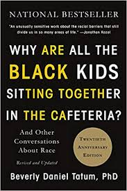 "Image of book cover for ""Why are all the black kids sitting together in the cafeteria?"""