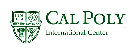 Logo for Cal Poly International Center