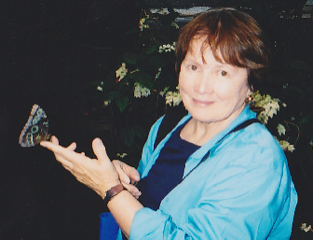 Photo of Jean Marie McDill
