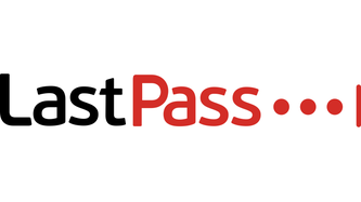 Text image of LastPass logo