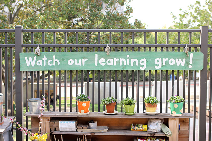 """Watch our learning grow!"""