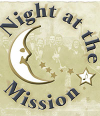 Night at the Mission logo