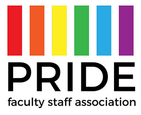 PRIDE faculty staff association logo